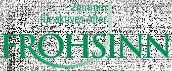 Logo Zentrum für aktives Alter Frohsinn