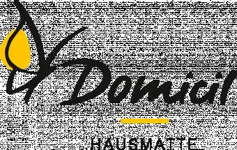 Logo Domicil Hausmatte