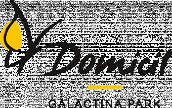 Logo Domicil Galactina Park