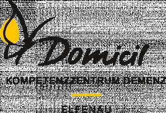 Logo Domicil Kompetenzzentrum Demenz Elfenau