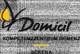 Logo Domicil Kompetenzzentrum Demenz Serena