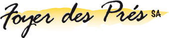 Logo Foyer des Prés SA