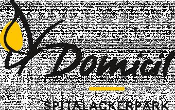 Logo Domicil Spitalackerpark