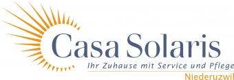 Logo Casa Solaris Niederuzwil